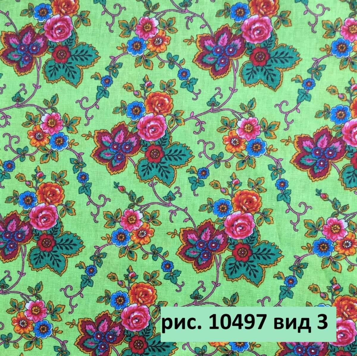 Фото 12 - Плательная ткань бязь 150 см (10497/3) Под заказ.
