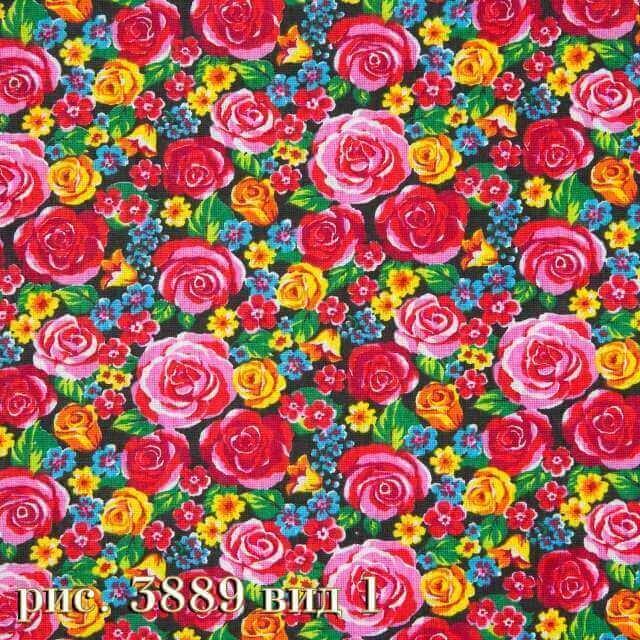Фото 15 - Плательная ткань бязь 150 см (3889/7) Под заказ.