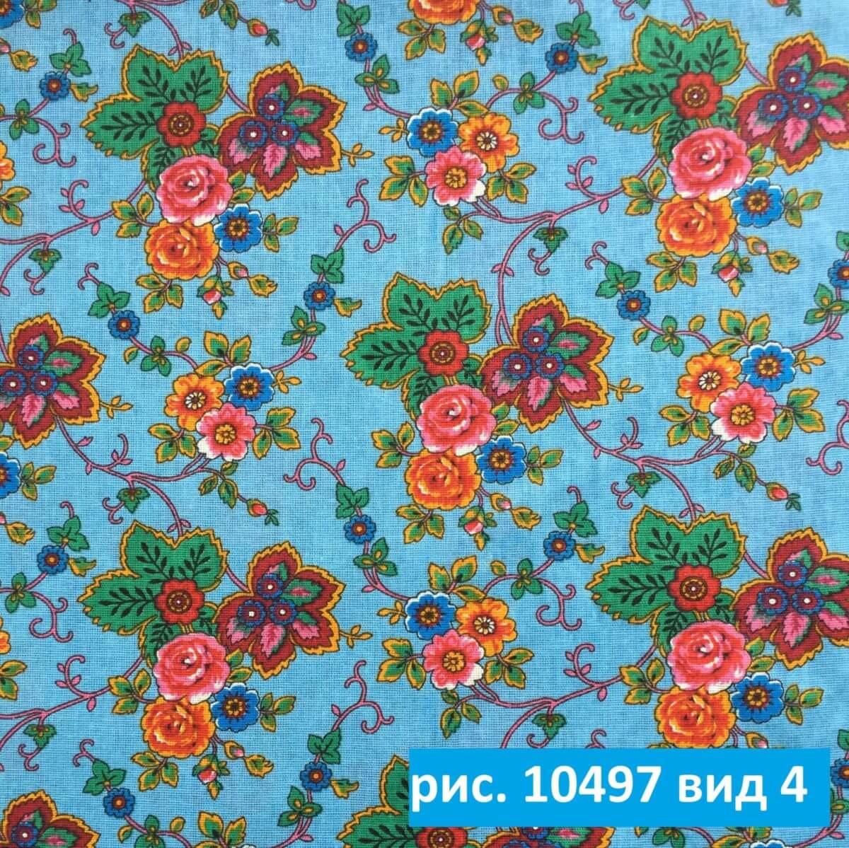Фото 14 - Плательная ткань бязь 150 см (10497/3) Под заказ.
