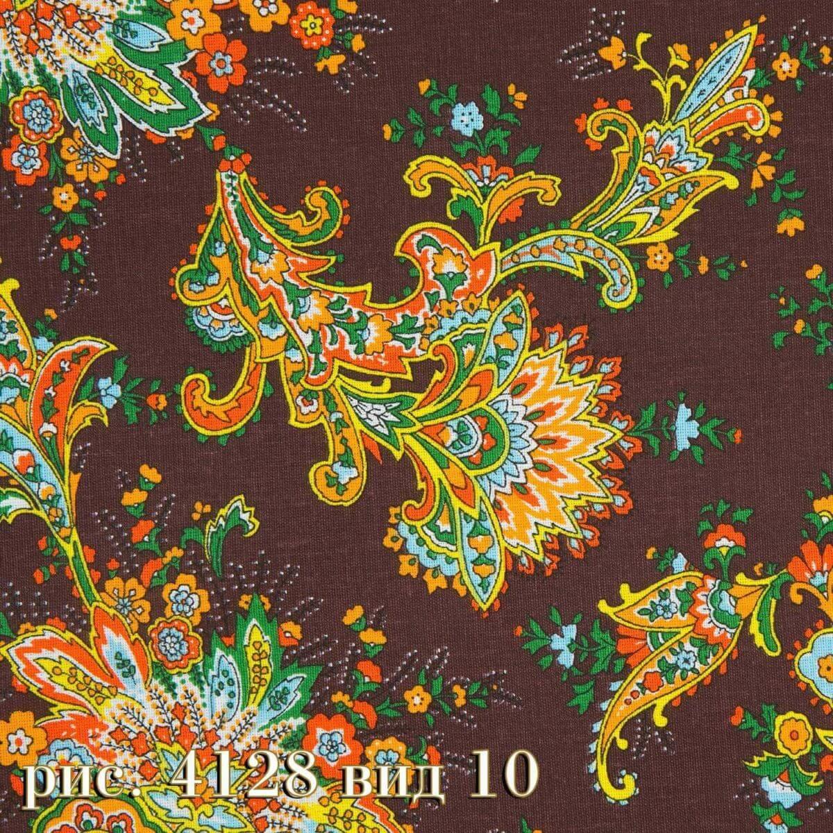 Фото 34 - Плательная ткань бязь 150 см (4128/2).