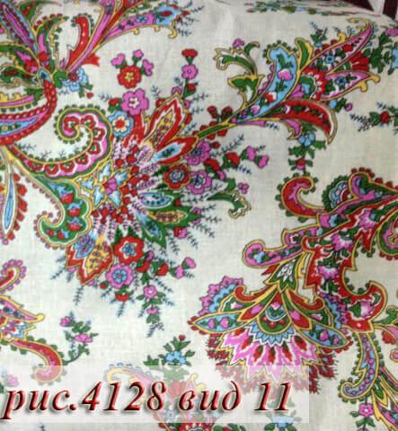 Фото 35 - Плательная ткань бязь 150 см (4128/2).