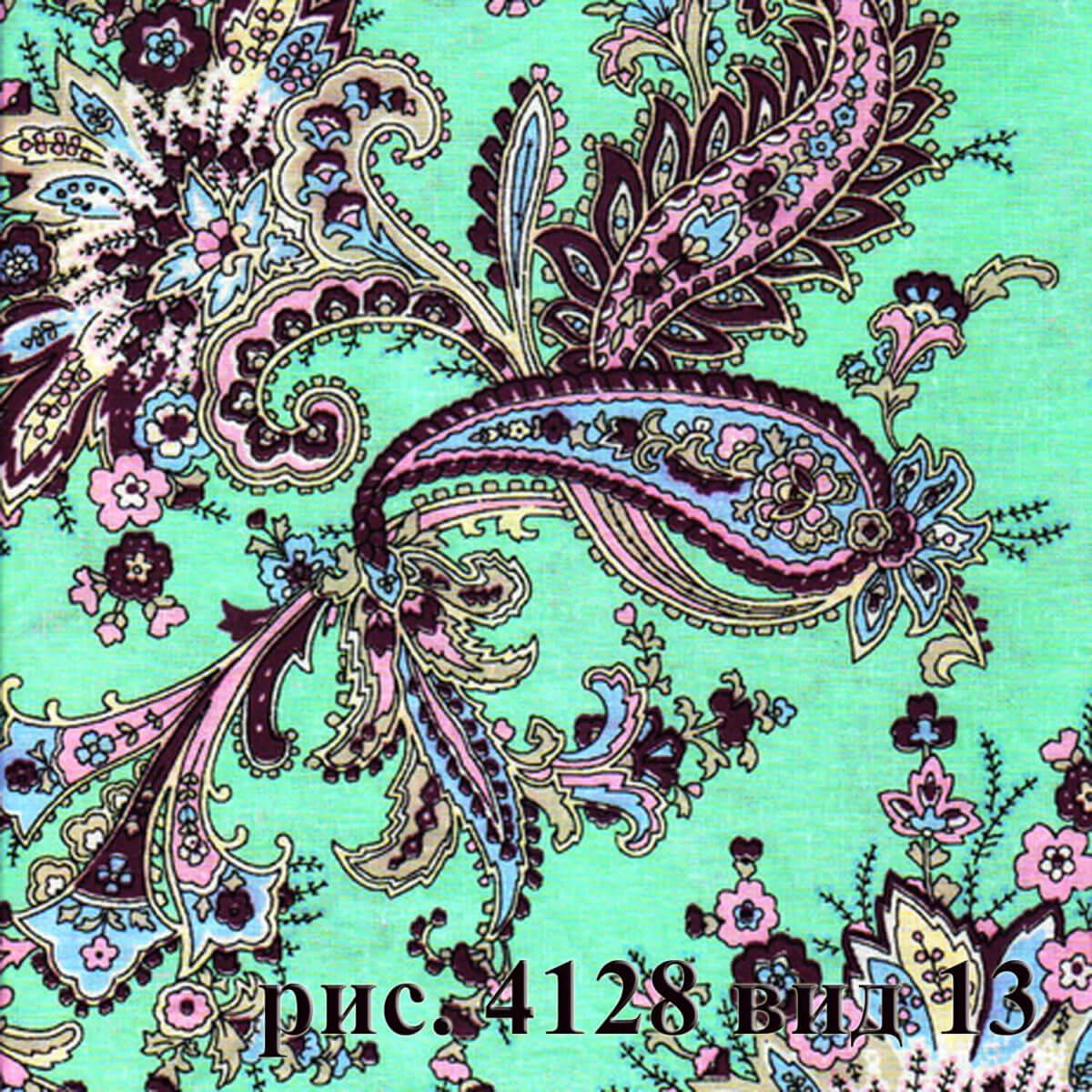 Фото 37 - Плательная ткань бязь 150 см (4128/2).