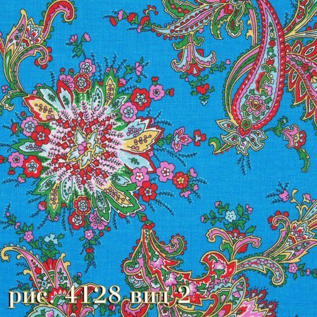 Фото 24 - Плательная ткань бязь 150 см (4128/2).