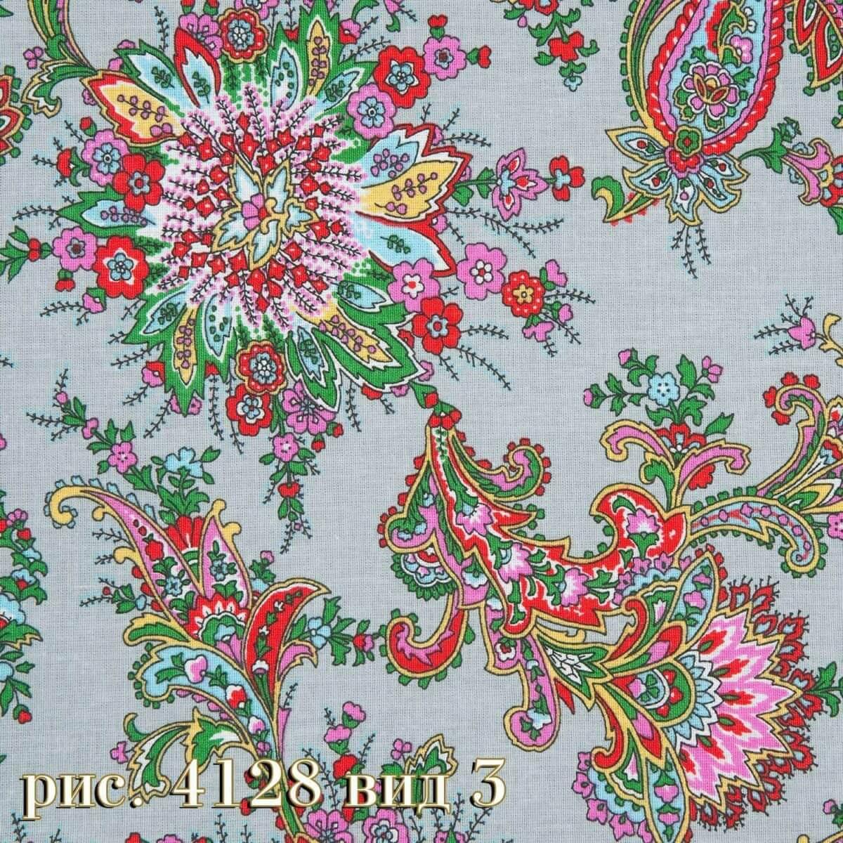 Фото 27 - Плательная ткань бязь 150 см (4128/2).