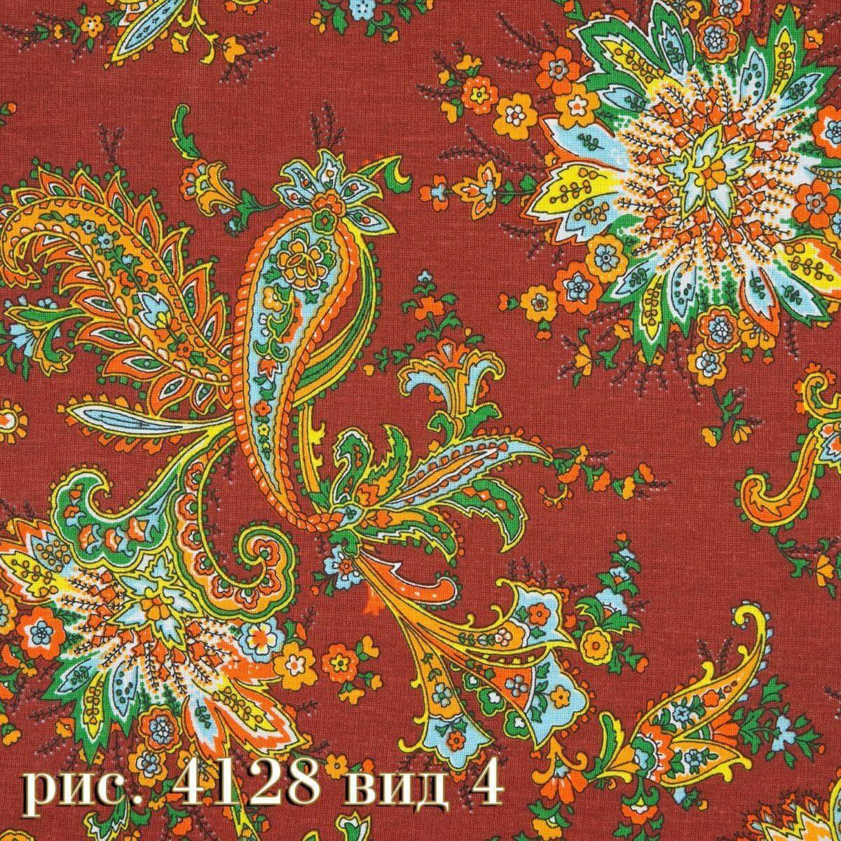 Фото 28 - Плательная ткань бязь 150 см (4128/2).