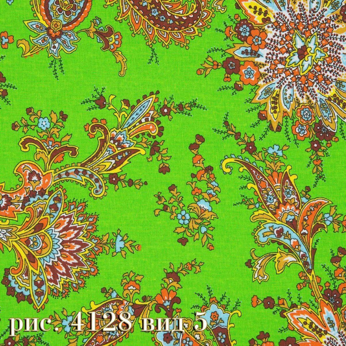 Фото 29 - Плательная ткань бязь 150 см (4128/2).