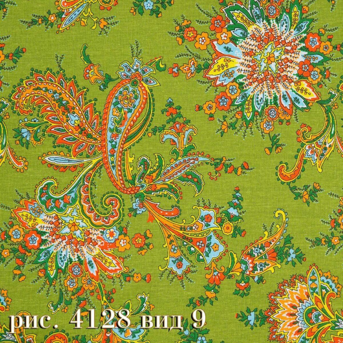 Фото 33 - Плательная ткань бязь 150 см (4128/2).