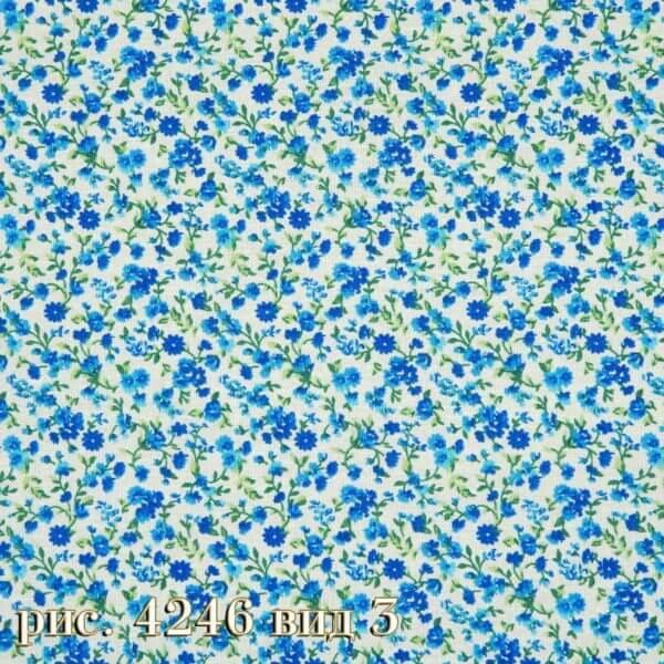 Фото 14 - Плательная ткань бязь 220 см (4246/11).