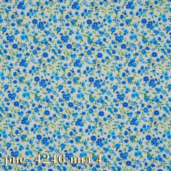 Фото 15 - Плательная ткань бязь 220 см (4246/3).