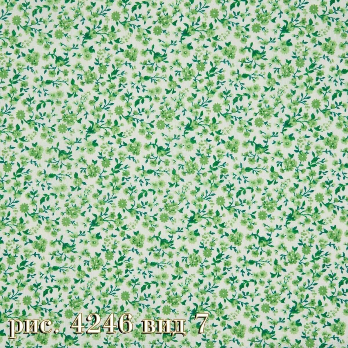 Фото 20 - Плательная ткань бязь 220 см (4246/11).
