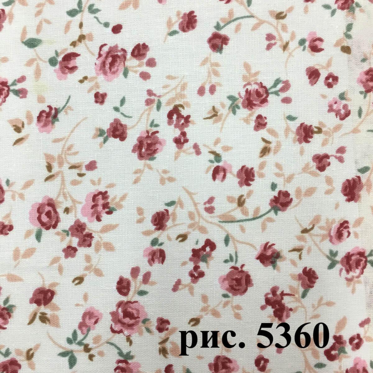 Фото 8 - Плательная ткань поплин 220 см (5360).