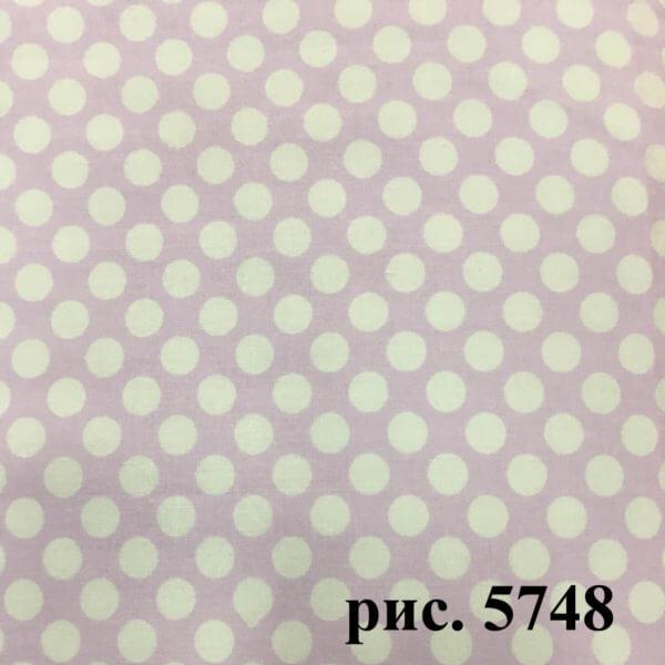 Фото 10 - Плательная ткань поплин 220 см (4250/7).