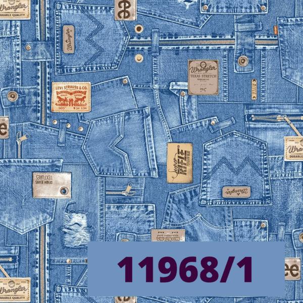 Фото 11 - Плательная ткань бязь 150 см (11968/1).