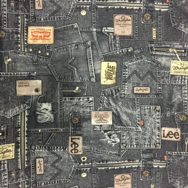 Фото 7 - Плательная ткань бязь 150 см (11968/2).